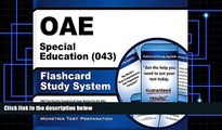 Best Price OAE Special Education (043) Flashcard Study System: OAE Test Practice Questions   Exam