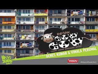 Rojak Cow Cow: A Maxis 4G Film by Veedu Production (360 Degree Video)