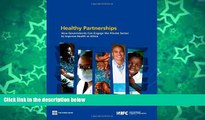 Online World Bank Healthy Partnerships: How Governments Can Engage the Private Sector to Improve