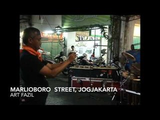 Art Fazil : Live in Jogja