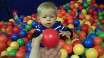 Learn Shapes for Children Baby Toddlers Kindergarten Kids Colors Ball Pit