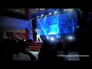Nubhan Sing Oh Juwita at Suria Sabah Grand Opening Concert