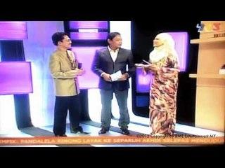 Nassier Wahab Sing Air Mata Dan Doa & Lambaian Salam Lebaran at MHI (TV3) 9th August 2012