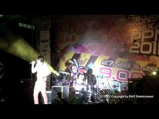 Nubhan Sing Oh Juwita at Konsert Media Hiburan PPMH 2011/2012