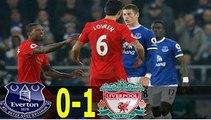 All Goals & highlights - Everton 0-1 Liverpool 19.12.2016ᴴᴰ