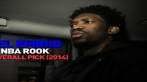 NBA Rooks: Joel Embiid on his Journey - NBA World - PAL
