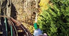 Parc Asterix Attraction Les Espions de César/ Peur sur le parc