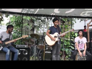 If I Ain't Got You - Alicia Keys cover by Nazim Ifran @ Rantai Art 2014