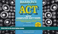 Pre Order How to Prepare for the Act: American College Testing Assessment Program/Book   Disks
