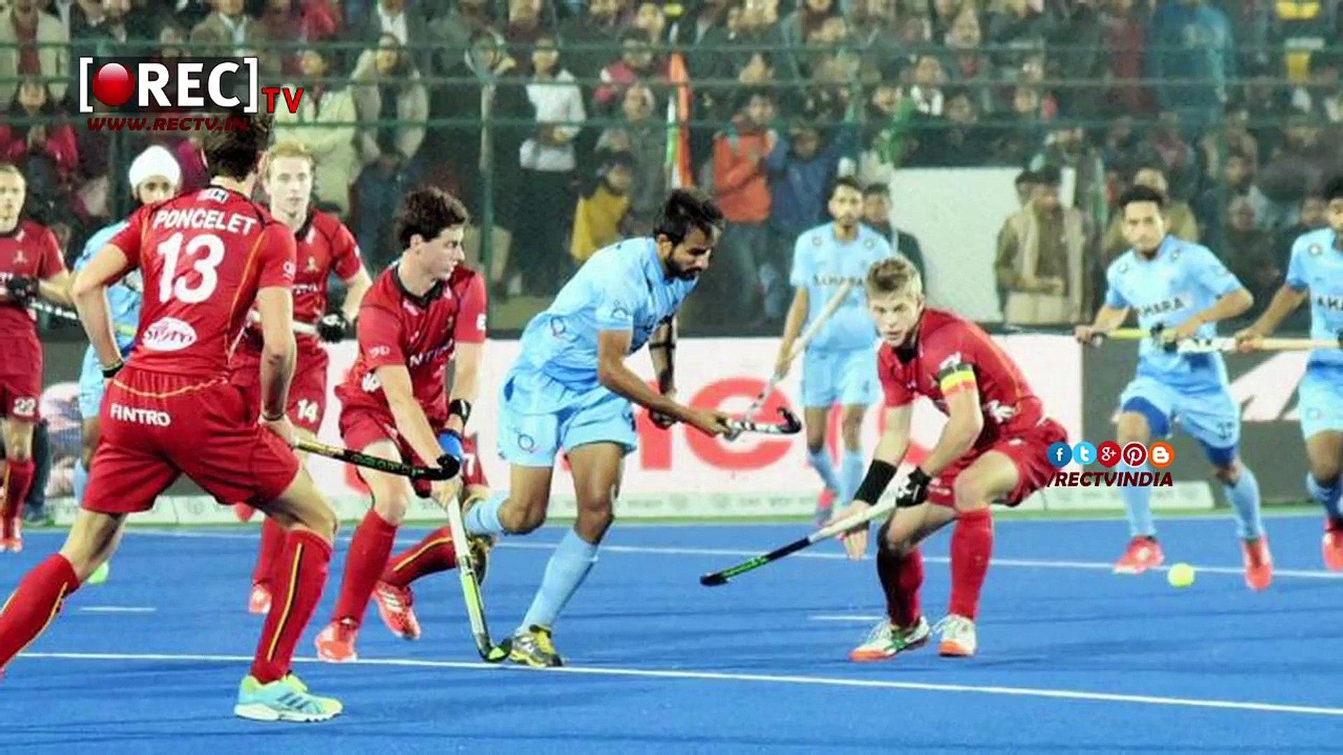 Hockey Junior World Cup 2016  India Beat Belgium 2-1 in Final -- Latest sports news updates