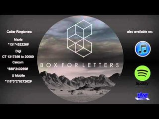 Box For Letters - Set Eyes to The Goal