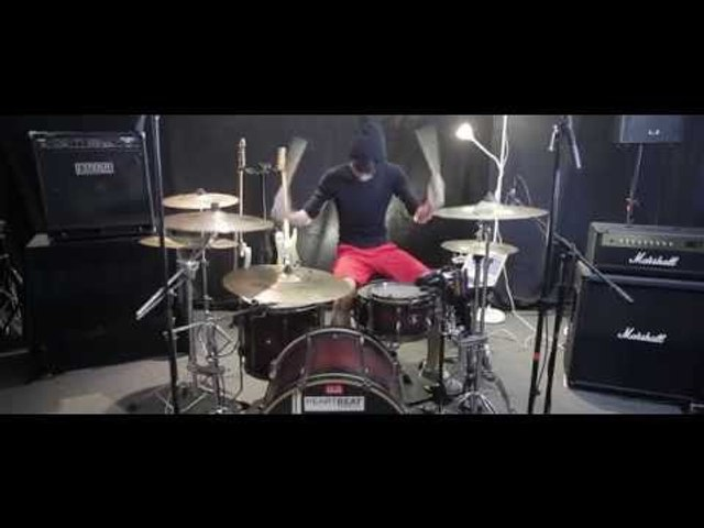 HWC Studios: Putera El Rachid - H.W.C - Take Control ft. Myo Oh Chentaku (Drum Playthrough)