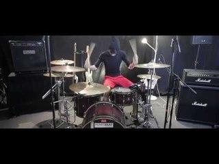 HWC Studios: Putera El Rachid - H.W.C - Take Control ft. Myo Oh Chentaku (Drum Playthrough)