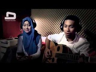 AQIL ZAINAL & DAYAH BAKAR - Lucky (Acoustic Cover)