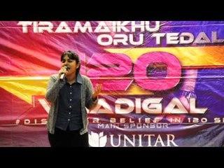 Unitar Eyekon Talent  Search 2016-Penang Audition-SemiFinalist
