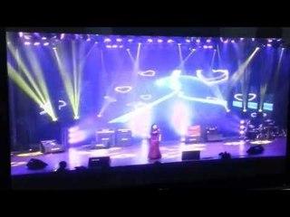 Melissa Francis sings medley 'Raja Sapu + Pengerindu Tua' at AJARR ke 6, 2013