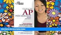Online Princeton Review Cracking the AP Psychology Exam, 2008 Edition (College Test Preparation)