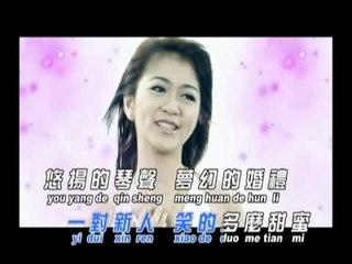 梦幻的婚礼 - 罗燕丝