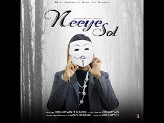 Miss Justwin Official Neeye Sol Lyrical Video Full