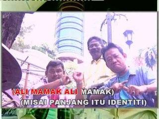 Ali Mamak - Aku Tak Kisah (official)