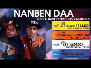 Nanben Daa - Best of Havoc Brothers