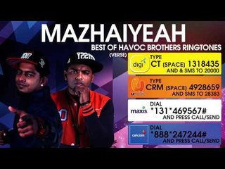 Mazhaiyeah - Best of Havoc Brothers