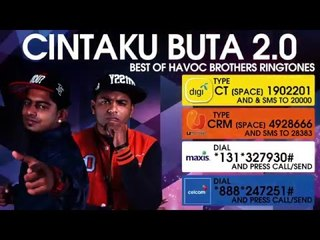 Cintaku Buta 2.0 - Best of Havoc Brothers