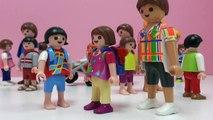 Playmobil Film Deutsch Schule - Chrissi bekommt eine schlechte Note in Mathe - Lena gibt Nachhilfe