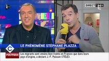 C à vous, France 5 : Stéphane Plaza regrette à demi-mot son passage chez Jean-Marc Morandini durant la grève à iTélé