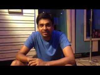 Aalaap Raju Collabrates with Composer Tiban