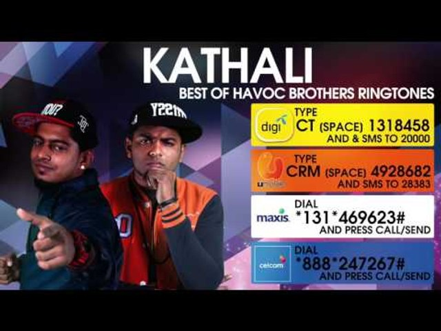 Kathali - Best of Havoc Brothers