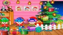 Here Comes Santa Claus Karaoke - Merry Christmas Songs