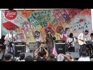The Alif -  Lagu Radio Live at Rock The World 15