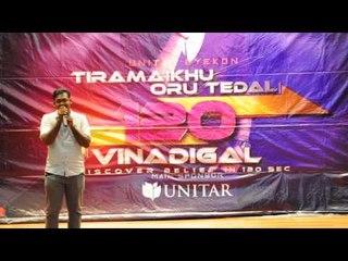 Unitar Eyekon Talent Search 2016-Penang Audition-Semi Finalist