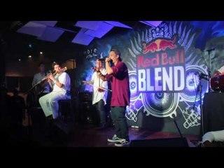 Alabbas (Lawa Nie Geng) - Redbull Blend 2016