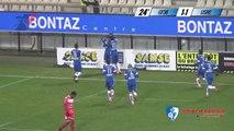 2016-2017 #CFA #14 Grenoble Foot 38 - US Raon l'Etape (3-2)