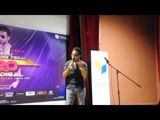 Unitar   Eyekon   Talent  Search  2016 -Semi   Finalist  3(JB Audition)