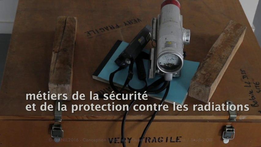 Métiers de la sécurité et de la radioprotection