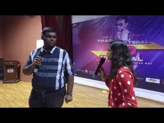 Unitar Eyekon Talent Search 2016-Johor Bharu Audition-Semi Finalist