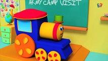 Bob le camp de larmée de train en français | Bob camp de larmée