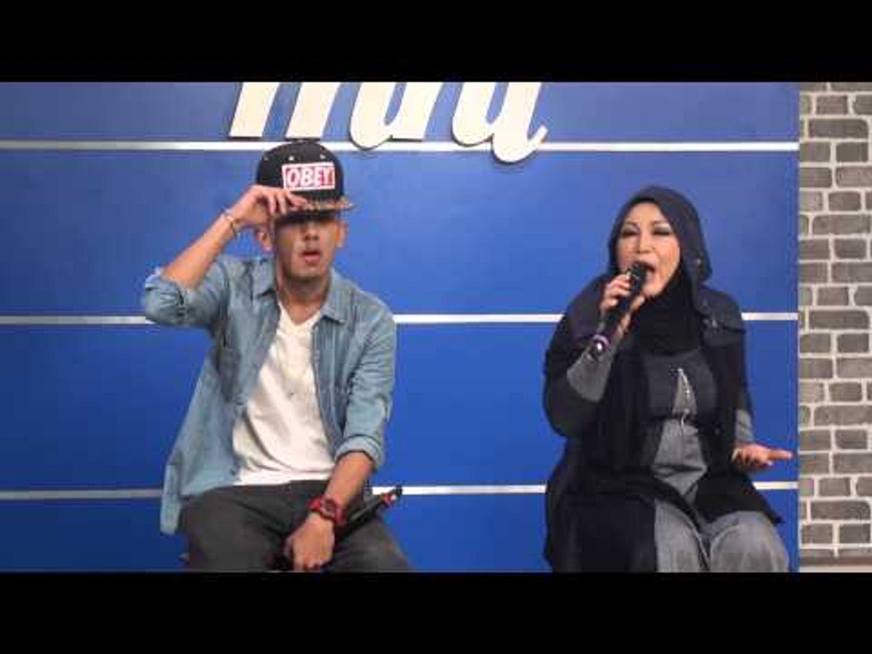 5:00 minit ~ Ramlah Ram feat Caprice @ Malaysia Hari ini (MHI) TV3 [sessi latihan]
