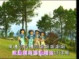 四千金 Four Golden Princess - 火车嘟嘟/小金鱼/树林里的小鸟