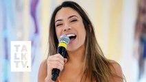 Patrícia Abravanel decide não apresentar seu programa aos domingos no SBT