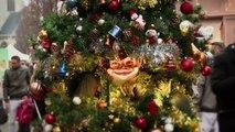 Festivités de Noël à Fécamp des 10 et 11 décembre 2016