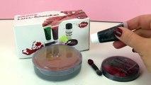 Maquillage blessure-Griffure de loup-garoup Terrible blessure-simultation pour faire des farces