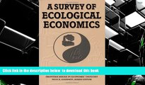 PDF [FREE] DOWNLOAD  A Survey of Ecological Economics (Frontier Issues in Economic Thought) FOR