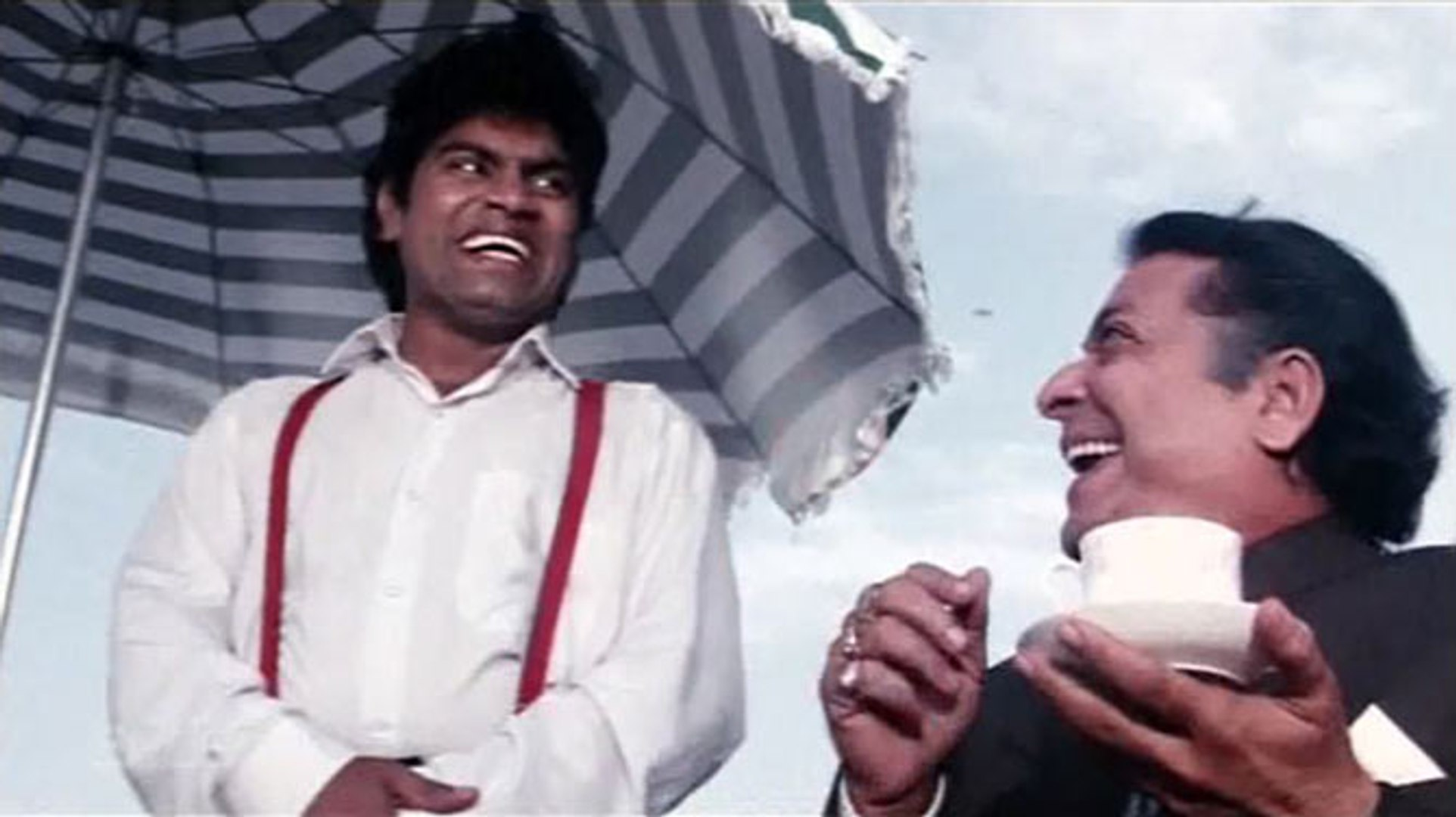 Johnny Lever All Comedy Scenes | Baazigar | full HD | - video ...