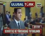 Demirtaş ve Figen Yüksekdağ Böyle Gözaltına Alındı haber.com | www.ulusalturk.com
