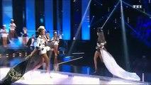 La grosse chute de Miss Mayotte en pleine soirée de Miss France !