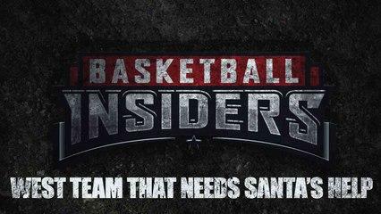 NBA's West Team That Needs Santa's Help